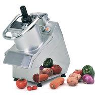 Grönsaksskärare med 5 skärskivor, 400 kg/h