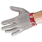 Kedjemaskad handske, storlek L