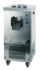 Glassmaskin på hjul med luftkylning, kapacitet 6 liter, produktion 12 kg / h
