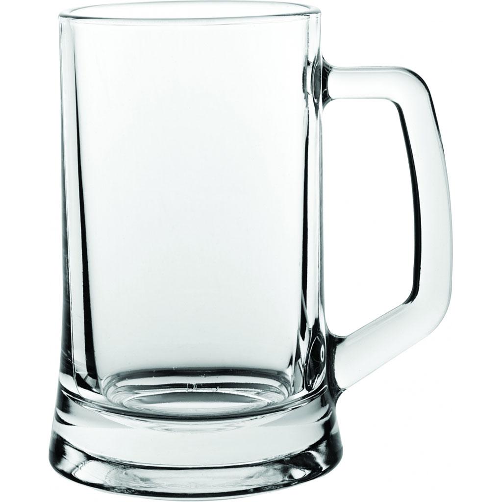 Ölglas med handtag
