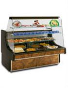 Bänkar och displayer bageri